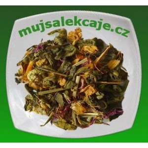 Zázvorový čaj zelený 50g