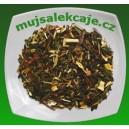 Spalovač tuků - Zelený čj s bylinami