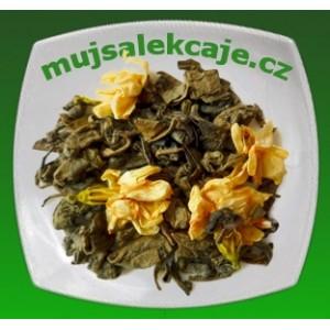 Zelený čaj s květy jasmínu 50g